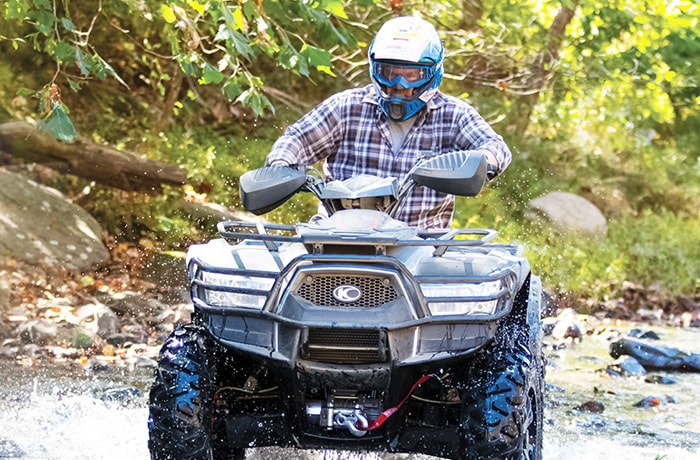 Kymco ATVs & UTVs available at Cycle Springs Powersports in Clearwater, FL