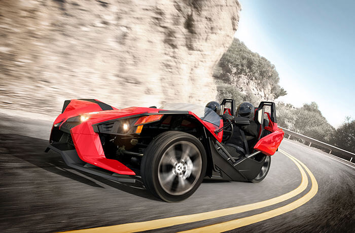 Polaris Slingshot Motorcycles available at Cycle Springs Powersports in Clearwater, FL