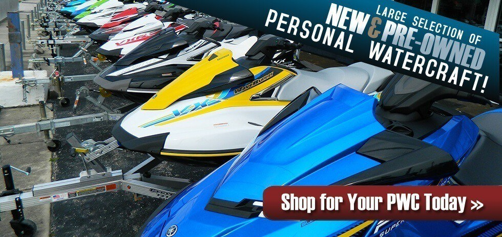 Shop PWCs and Jetskis at Cycle Springs Powersports in Clearwater, FL